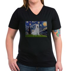 Starry Night - Akita 2 Shirt