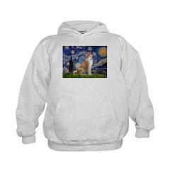 Starry - Akita3 Hoodie