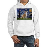 Starry - Akita3 Hooded Sweatshirt