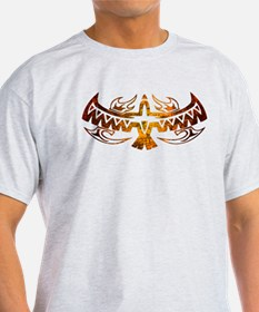 Tribal Thunderbird Tattoo T-Shirt
