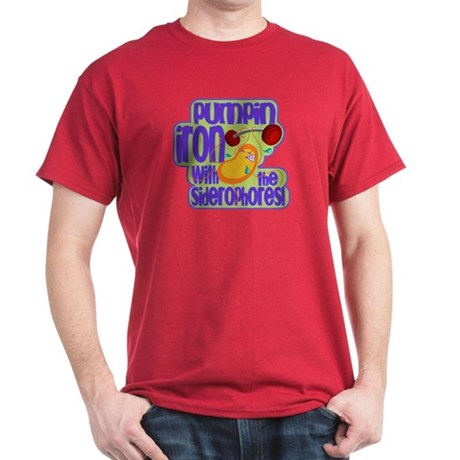 Siderophores Dark T-Shirt