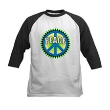 Green Peace Sign Tee