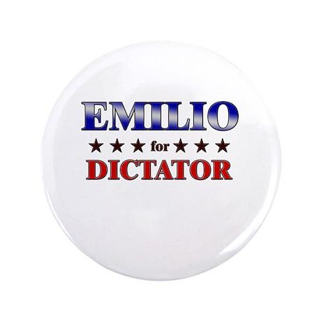"""EMILIO for dictator 3.5"""" Button"""