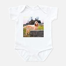 Farmland English Setter Infant Bodysuit