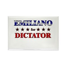 EMILIANO for dictator Rectangle Magnet