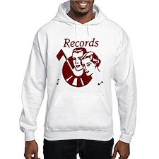 Records Hoodie