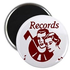 Records Magnet