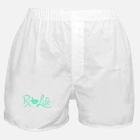 Aqua Rx Life Boxer Shorts