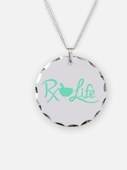 Aqua Rx Life Necklace