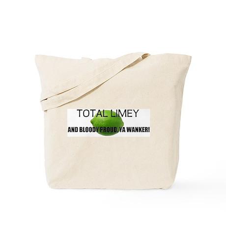 Limey Pride Tote Bag
