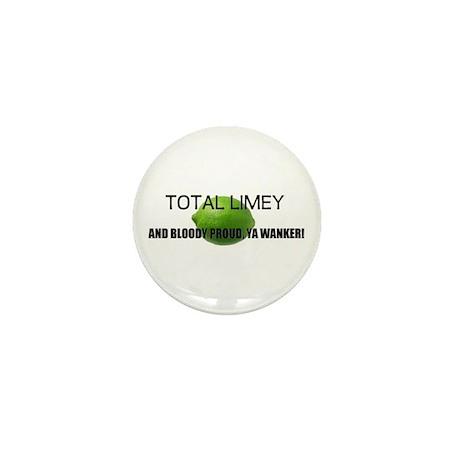 Limey Pride Mini Button