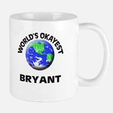 World's Okayest Bryant Mugs