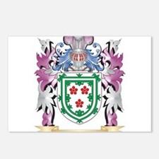 Livingstone Coat of Arms Postcards (Package of 8)