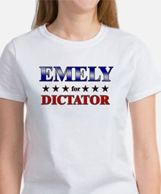 EMELY for dictator Tee