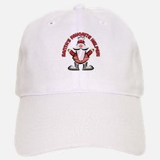 SANTA'S FAVORITE HELPER! Baseball Baseball Cap
