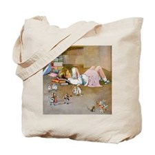 FINDING WONDERLAND Tote Bag