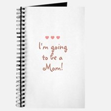 I'm going to be a Mom! Journal