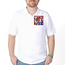 GUINEA PIG Easter Design T-Shirt