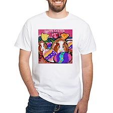 GUINEA PIG Easter Design Shirt