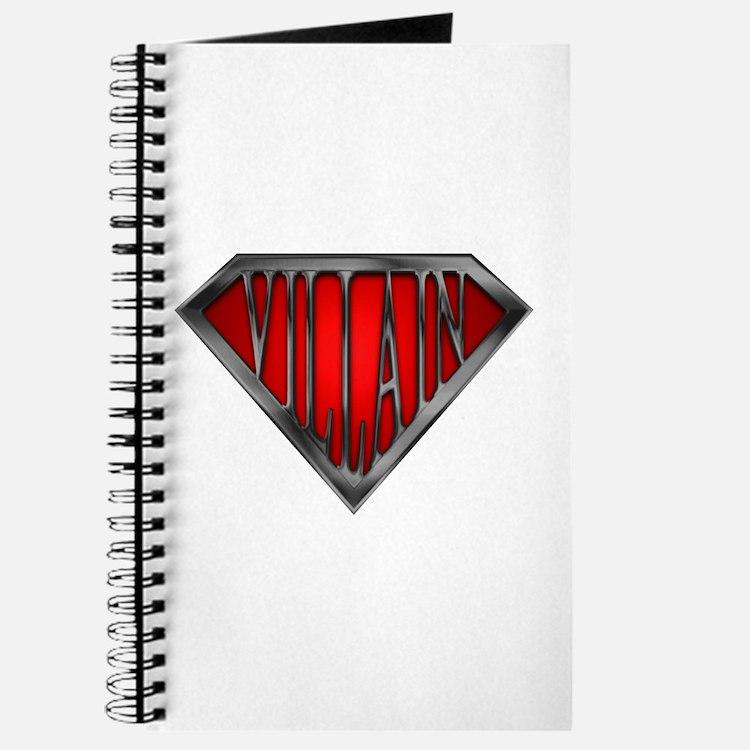 Super Villain Journal