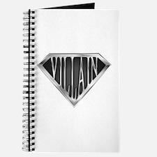 SuperVillain(metal) Journal