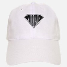 SuperVillain(metal) Baseball Baseball Cap