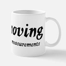 Taking measurments Mug