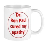 Ron Paul cure-3 Mug