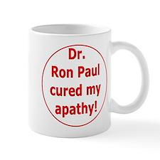 Ron Paul cure-3 Mug