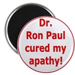 Ron Paul cure-3 Magnet