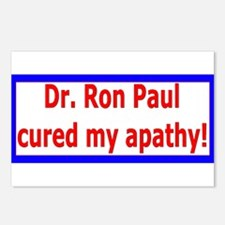 Ron Paul cure-4 Postcards (Package of 8)