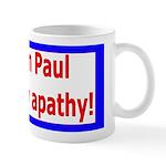 Ron Paul cure-4 Mug