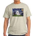 Starry-Am. Eskimo Dog Light T-Shirt