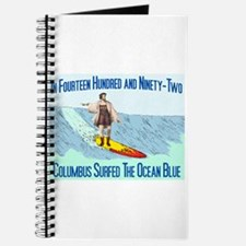 columbus surfed 2 Journal