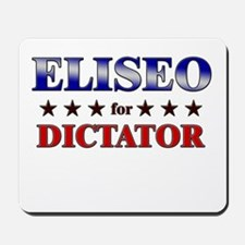 ELISEO for dictator Mousepad
