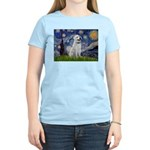 Starry-AnatolianShep1 Women's Light T-Shirt