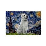 Starry-AnatolianShep1 Rectangle Magnet (10 pack)