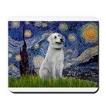 Starry-AnatolianShep1 Mousepad