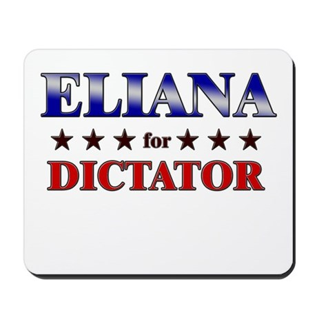 ELIANA for dictator Mousepad
