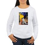 Cafe-AnatolianShep2 Women's Long Sleeve T-Shirt