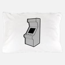 Retro Arcade Game Console 4 Pillow Case