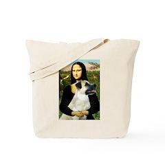 MonaLisa-AnatolianShep2 Tote Bag
