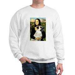 MonaLisa-AnatolianShep2 Sweatshirt