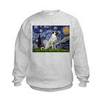 Starry-AnatolianShep 2 Kids Sweatshirt