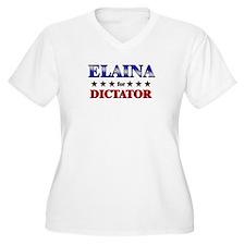 ELAINA for dictator T-Shirt