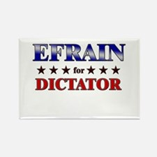EFRAIN for dictator Rectangle Magnet