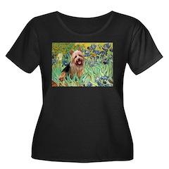 Irises - Aussie Terrier T
