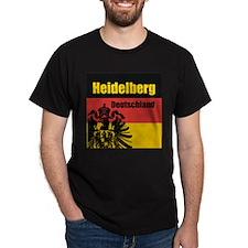 Heidelberg Deutschland T-Shirt