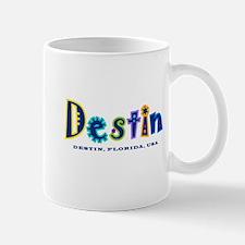 Destin Tropical Type -  Mug