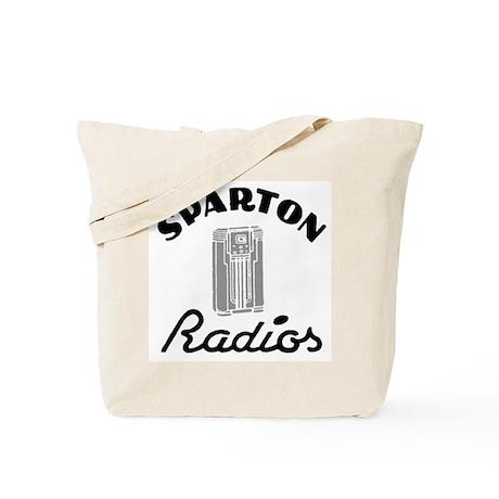 Sparton Radios Tote Bag